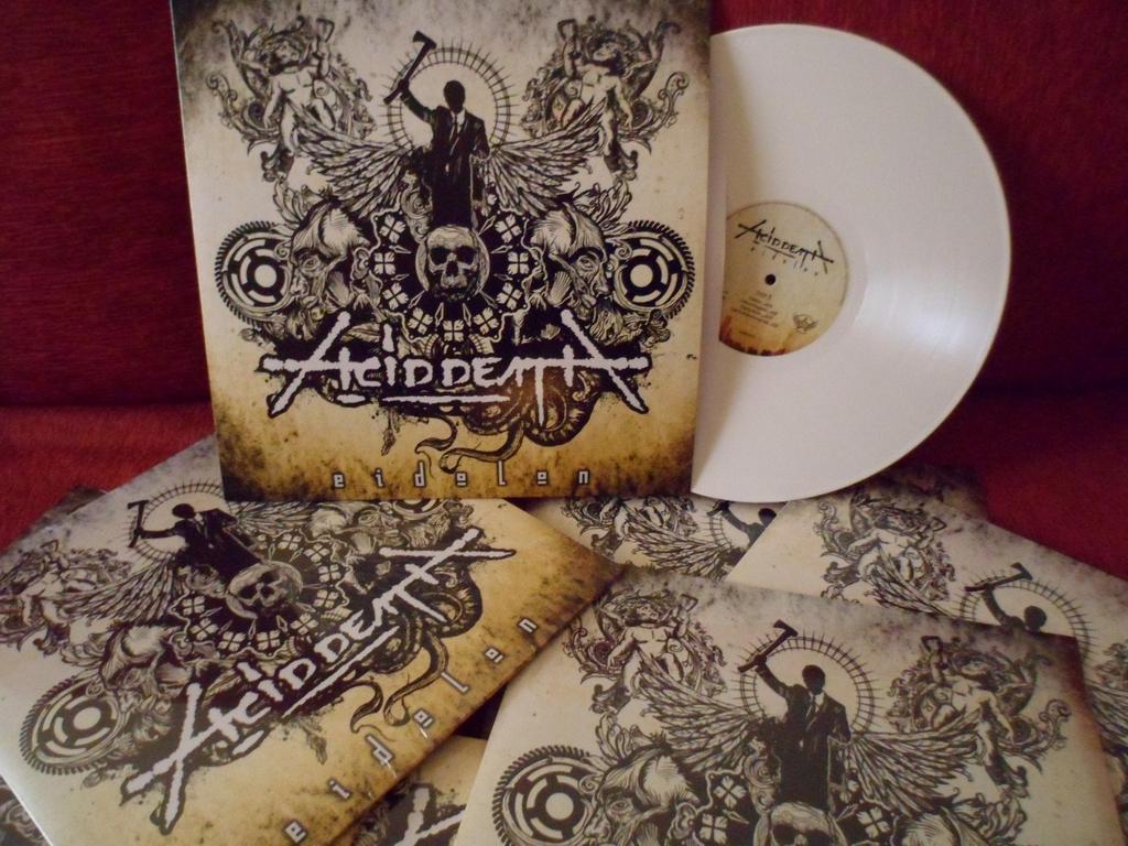 Vinyl delivery 2