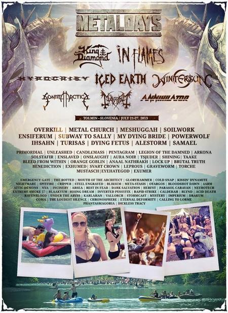 Metal Days fest 2013