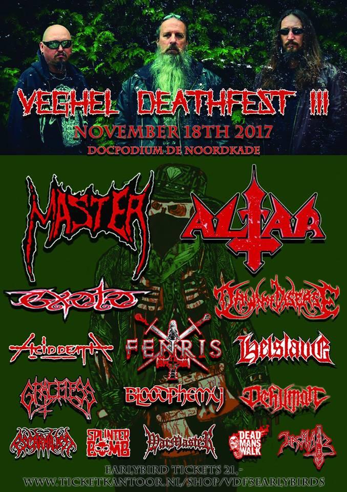 Veghel Deathfest