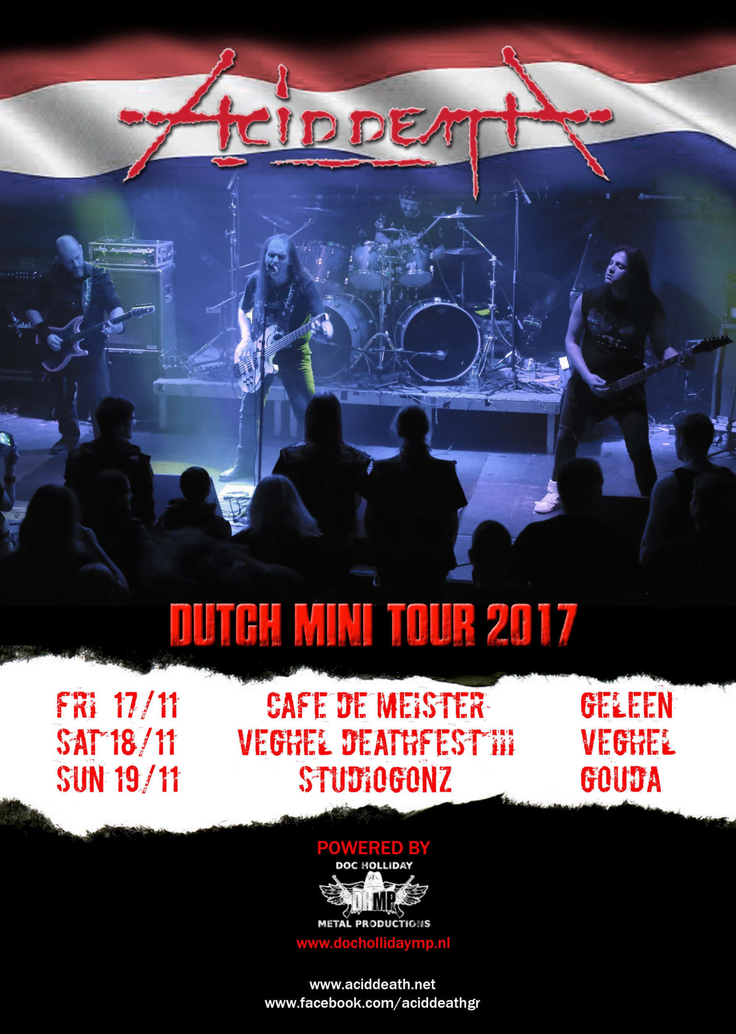 Dutch Mini Tour - 2017