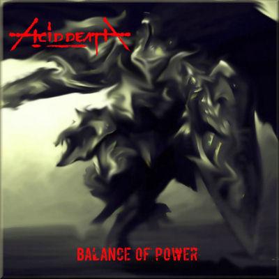 ACID DEATH - Balance Of Power - Front1
