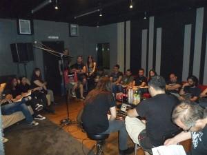 ACID DEATH Listening Session 1
