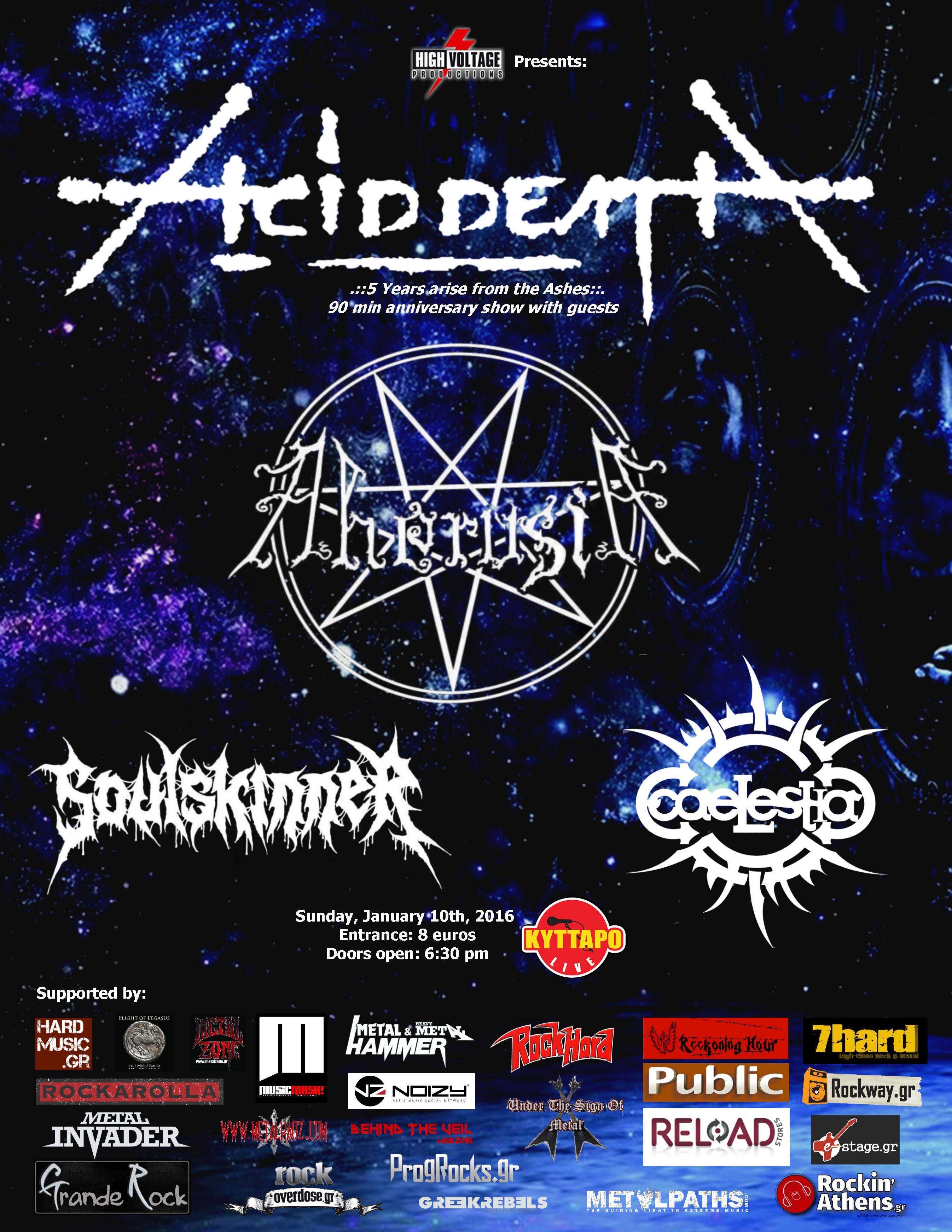 ACID DEATH - Kyttaror 2016 final