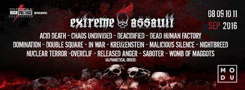 Extreme Assault banner
