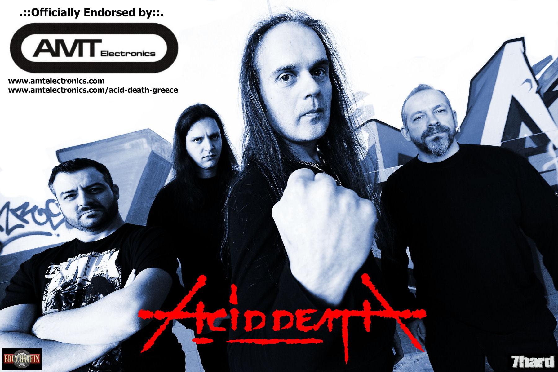 ACID DEATH - AMT